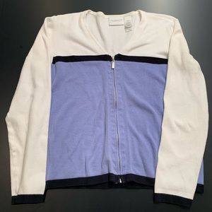 Liz Claiborne Sweater Jacket